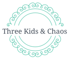 Three Kids & Chaos