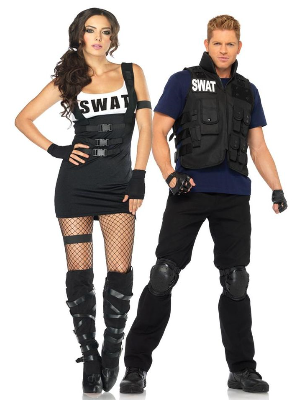 Couple SWAT