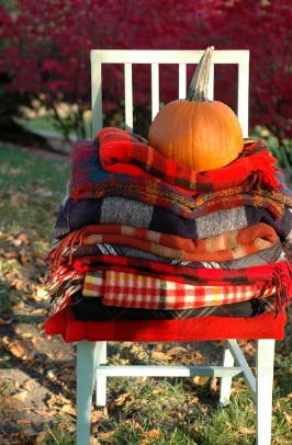 fall blankets