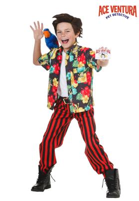 Kids Ace Ventura