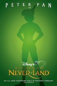Peter Pan II Return to Neverland