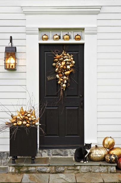 Glittering Door